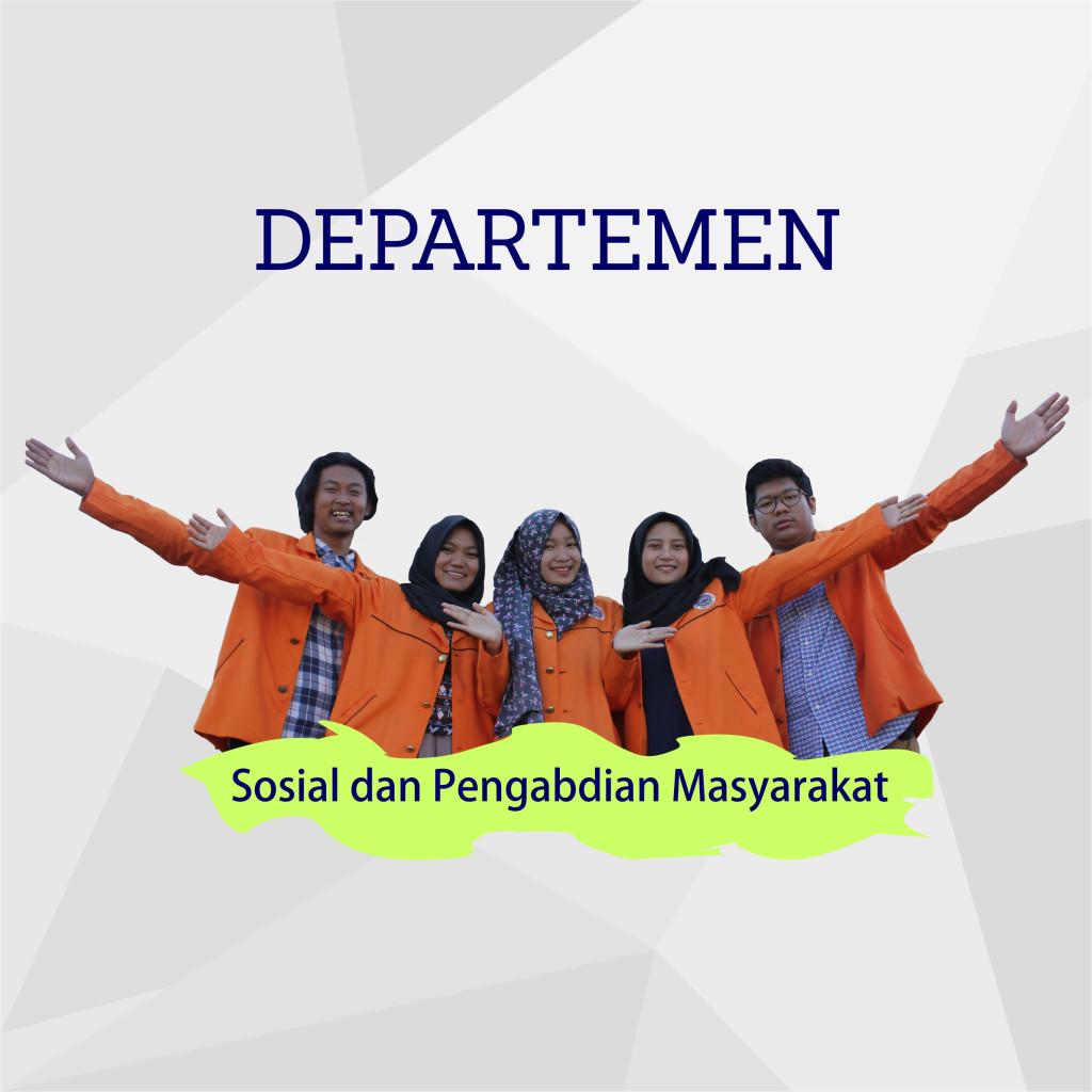 Departemen Sosial Pengabdian Masyarakat